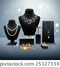 collection jewelry display 25327339