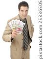 apprentice, bank notes, businessman 25336505