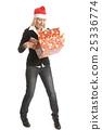 christmas, female, present 25336774