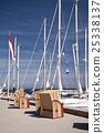 beach, sailing ship, kiel week 25338137
