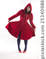 female, little red riding hood, woman 25340986