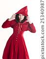 female, hood, woman 25340987
