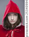 female, hood, woman 25340994