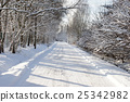 cold, landscape, road 25342982