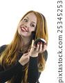 blush, woman, female 25345253