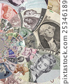 bank note, bank notes, banknotes 25346189