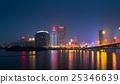 Skyline of Macau city at Nam Van Lake 25346639