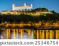 bratislava, view, castle 25346754