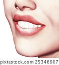 close-up, mouth, lips 25346907
