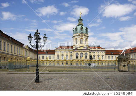 Stock Photo: architecture, attraction, baroque