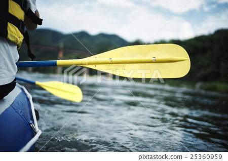 Enjoy rafting 25360959