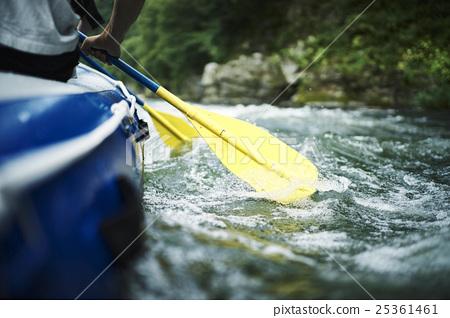 Enjoy rafting 25361461