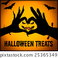 Halloween Treats Means Spooky Luxuries And Candy 25365349