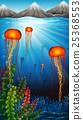 Vector illustration 25368553