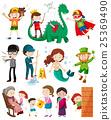 Vector illustration 25369490