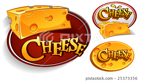 Logo designs with cheese 25373356