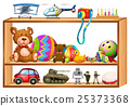 shelf teddy bear 25373368