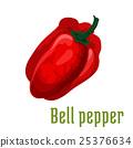 bell, pepper, vegetable 25376634