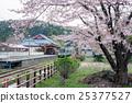 Yahiko Station in Yahiko, Niigata, Japan. 25377527