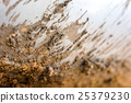mud splatter background 25379230