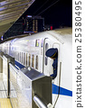 bullet train, shinkansen, the tokaido shinkansen line 25380495