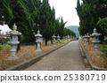 garden lantern, tottori prefecture, iwami 25380719