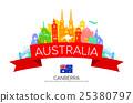 Australia Travel Landmarks. 25380797