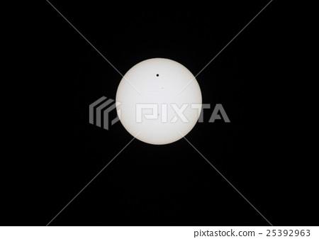 Daily passage of Venus 25392963