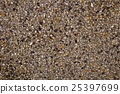 Texture of Sand Texture with Small Stone 25397699