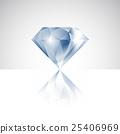 gem, vector, diamond 25406969