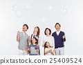 Asian Family 25409524