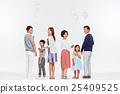 Asian Family 25409525