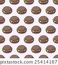 Hamburger Pattern 25414167