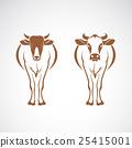 奶牛 向量 向量圖 25415001