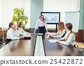 female, meeting, male 25422872