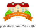 Real Estate Emblem 25425302