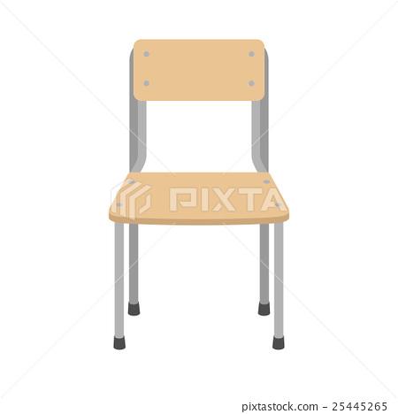 Classroom chair 25445265