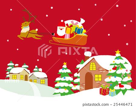 크리스마스, 성탄절, 크리스마스 이브 25446471