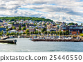 View of the ferry terminal at Horten - Norway 25446550