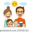 家庭 家族 家人 25456191