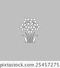 flowers computer symbol 25457275