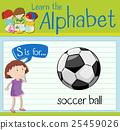 english alphabet child 25459026