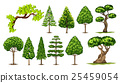Different kinds of trees 25459054