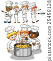 set chef cooking 25459128