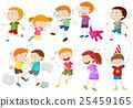 group, kid, child 25459165