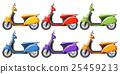 scooter, bike, vehicle 25459213