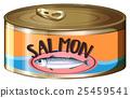 can fish salmon 25459541