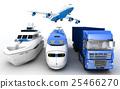 船 交通工具 車 25466270