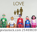 Love Family Generations Togetherness Relationship Concept 25469639