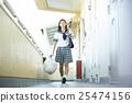 学校女生高中生 25474156